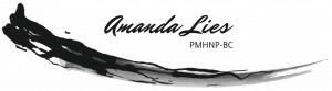 Amanda Lies PMHNP-BC logo
